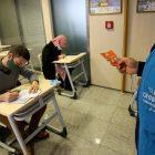 Uluslararası öğrenci mülakatlarının Bosna Hersek ayağı yapıldı