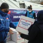 TürkiyeDiyanetVakfı'ndan Lübnan'da 7 bin aileye gıda ve kıyafet yardımı