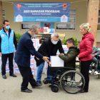Arnavutluk'ta ihtiyaç sahiplerine ramazan yardımı ulaştırıldı