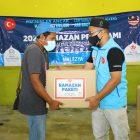 Malezya'da ihtiyaç sahiplerine 600 ramazan gıda kolisi ulaştırıldı