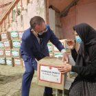 Türkiye'den Gürcistan'da ihtiyaç sahibi ailelere Ramazan yardımı