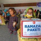 Türkiye Nepal'de 50 bin ihtiyaç sahibine yardım ulaştırdı