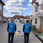 Türkiye Diyanet Vakfı, Bosna Hersek'te İyilik Paketi dağıtımına devam ediyor