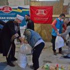 DİTİB'den Ukrayna'da ihtiyaç sahiplerine ramazan yardımı