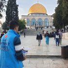 Türkiye Diyanet Vakfından Filistin'e yardım eli
