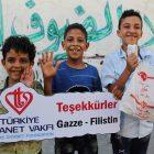 TDV, Filistin için kurban yardım kampanyası başlattı
