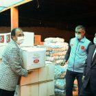 Almanya DİTİB'den Azerbaycan'da ihtiyaç sahibi ailelere gıda yardımı