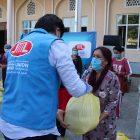 DİTİB'den Özbekistan ve Tanzanya'ya 70 tonluk gıda yardımı