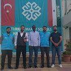 TDV'den, Somaliland-Hargeysa Maarif Okulu'na ziyaret