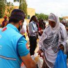 TDV tarafından Somaliland'da kesilen kurbanlar ihtiyaç sahiplerine ulaştırıldı
