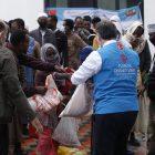Türkiye Diyanet Vakfı, Afrika'daki en kapsamlı kurban eti dağıtımını Etiyopya'da yaptı