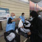 TDV tarafından Lübnan'da kesilen kurbanlar ihtiyaç sahiplerine ulaştırıldı