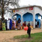 Afrika ülkesi Çad'da 500 bin kişi Türk hayırseverlerin açtırdığı kuyularla temiz suya kavuştu