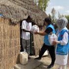 TürkiyeDiyanetVakfıekipleri, zorlu yolları aşıp Senegallilerin yardımına koşuyor