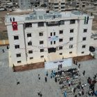 Türkiye Diyanet Vakfı, Suriye'de inşa edilen hizmet mekanlarının açılışını yaptı