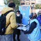 TDV'den üniversite öğrencilerine çorba ikramı