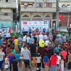 Filistin Gazze'de su kuyusu ve tuzdan arındırma tesisi hizmete açıldı
