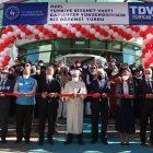 TDV Gaziantep Yükseköğrenim Kız Öğrenci Yurdu dualarla açıldı